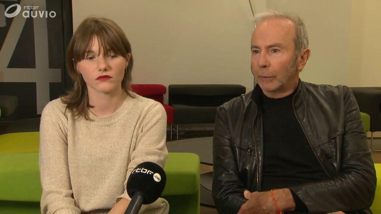 Lou Villafranca et Philippe Decock évoquent le dernier album de Maurane