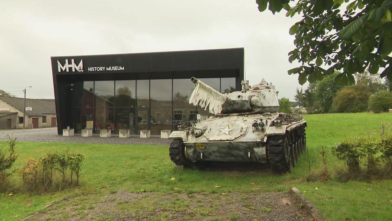Musée MHM44 à Grandmenil,