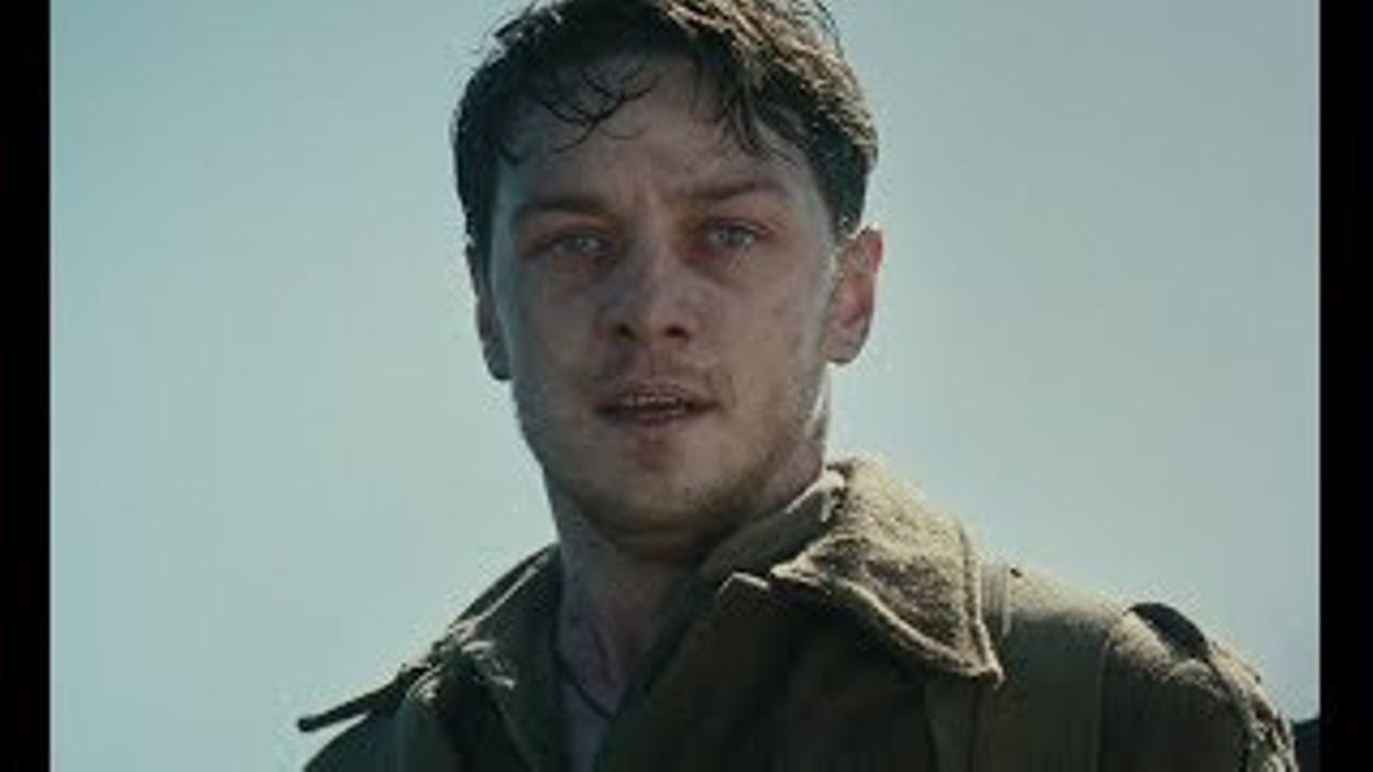 Atonement (2007) - 'Elegy for Dunkirk' scene [1080]