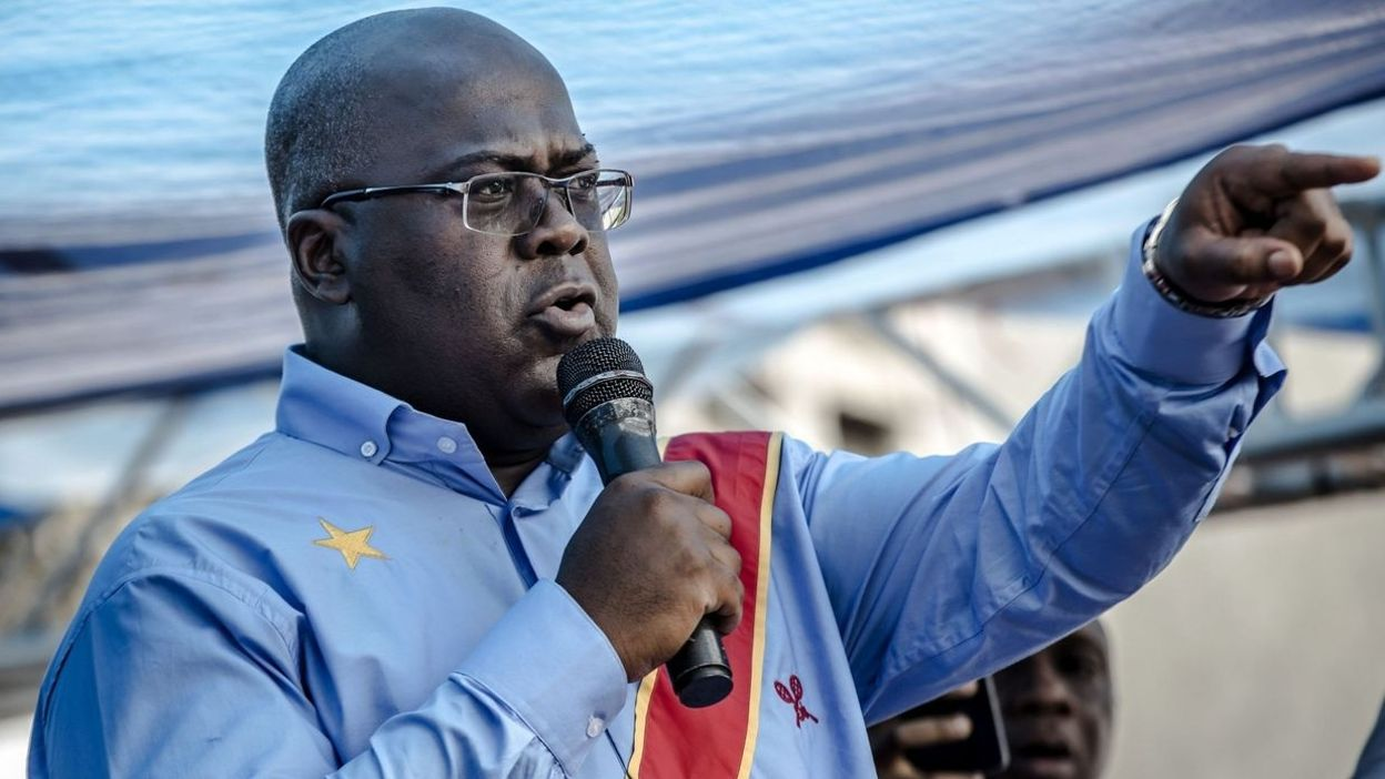 Interview de Félix Tshisekedi
