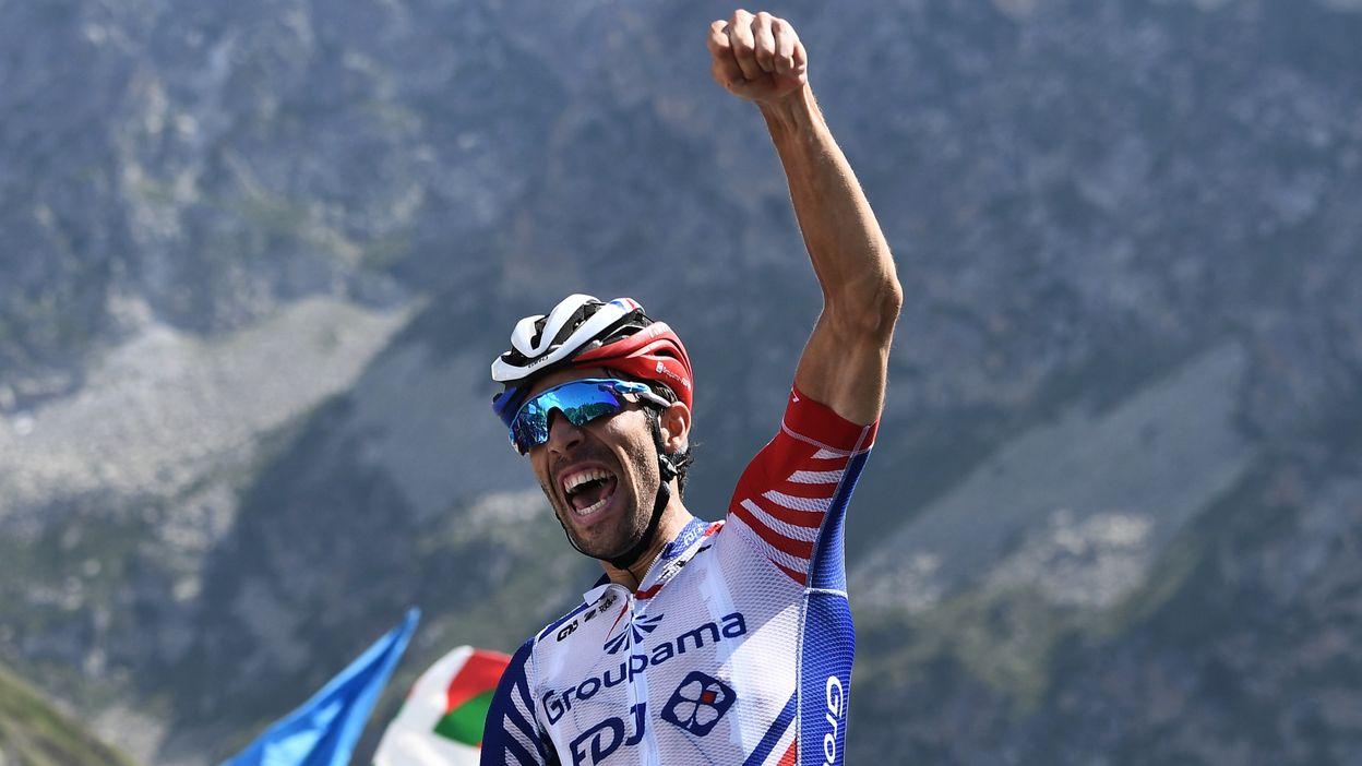 14ème étape : Tarbes > Tourmalet : Victoire de Thibaut Pinot