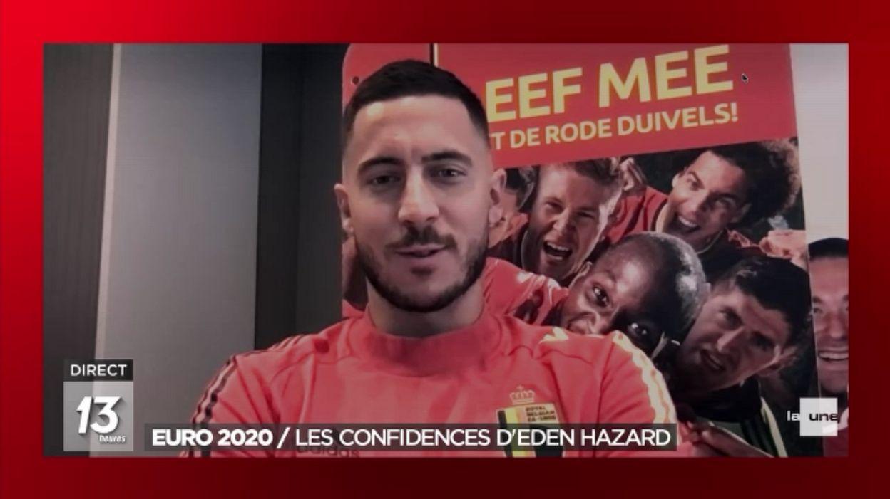 Eden Hazard laisse planer le doute sur son avenir chez les Diables: