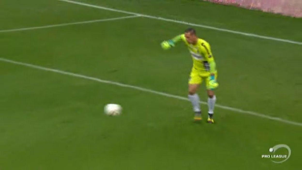 Charleroi - Courtrai (0-2) : Le résumé