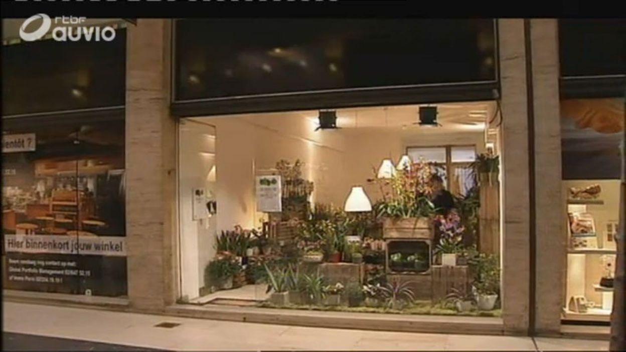 The Garden Shop A Bruxelles Extrait De L Emission Jardins Et