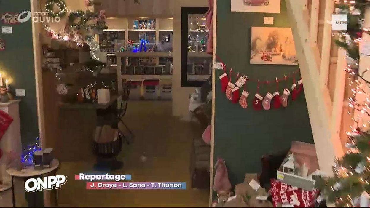 La vente des décorations de Noël: un business à deux vitesses