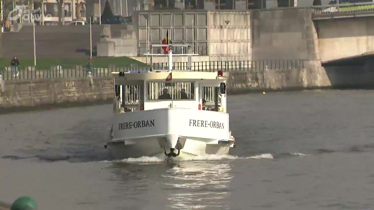 La navette fluviale, un moyen de transport alternatif