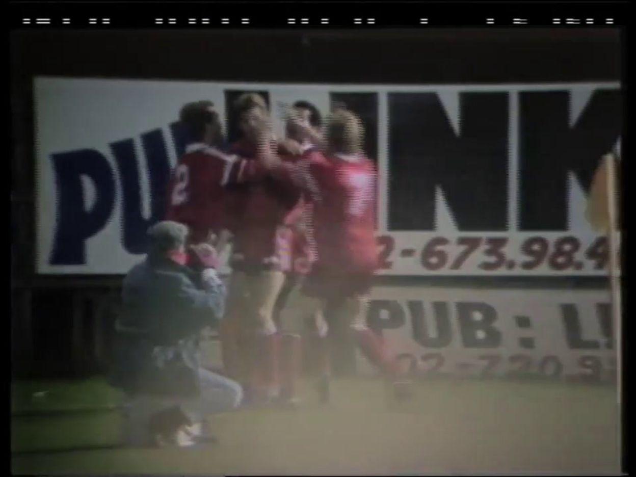 Charleroi - Standard : 18 novembre 1989 (0-2)