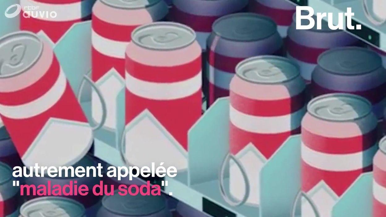 Elle tue plus que l'alcool… Connaissez-vous la maladie du soda ?