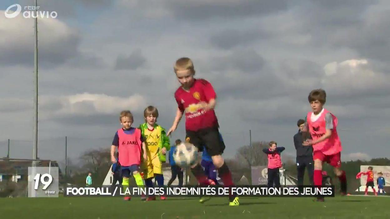 Football : la fin des indemnités pour la formation des jeunes