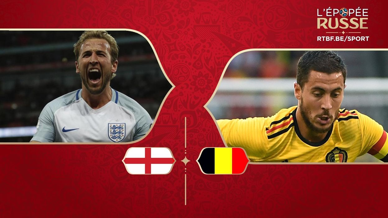 Angleterre Belgique Groupe G