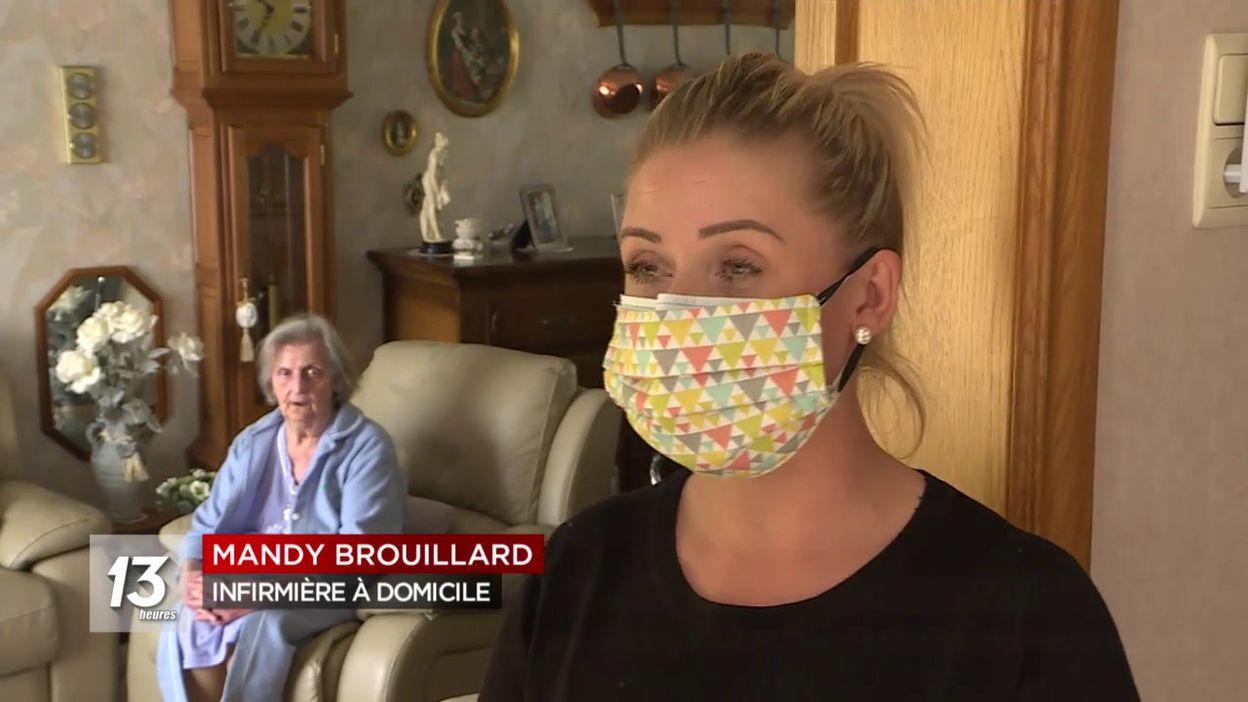 Polémique dans la distribution des masques aux infirmiers à domicile