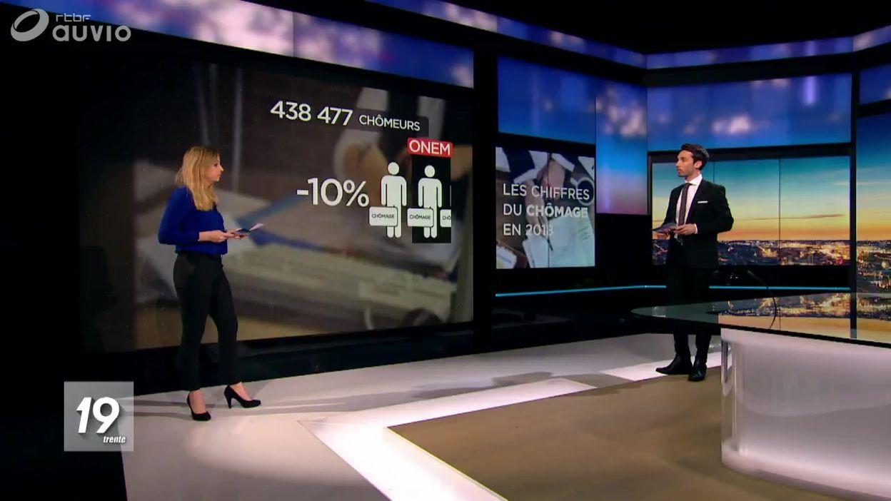 Les Clés de l'Info : les chiffres du chômage