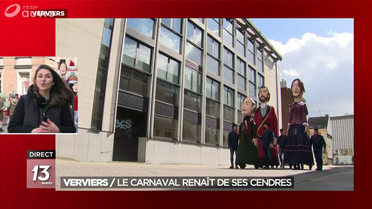 DIRECT Carnaval Verviers