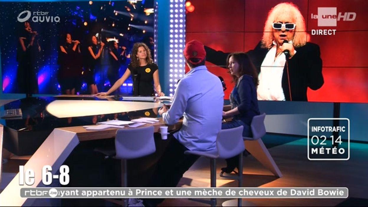 Régine Dubois a rencontré Michel Polnareff