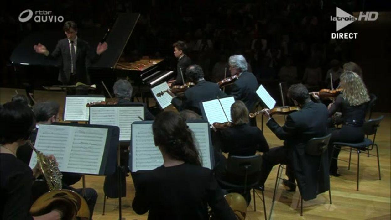 Queen Elisabeth 2016 - piano  - Chi Ho Han – Demi-finale – Concerto n.21 de Mozart