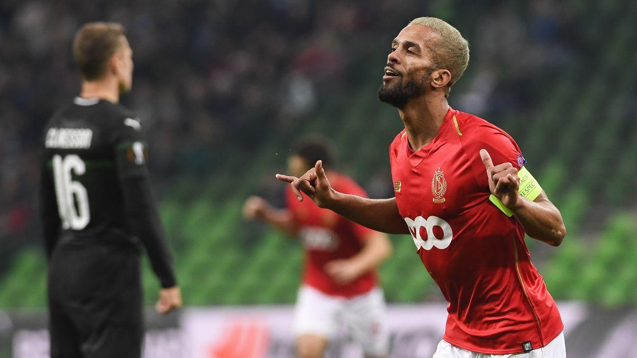 0-1 : But de Mehdi Carcela