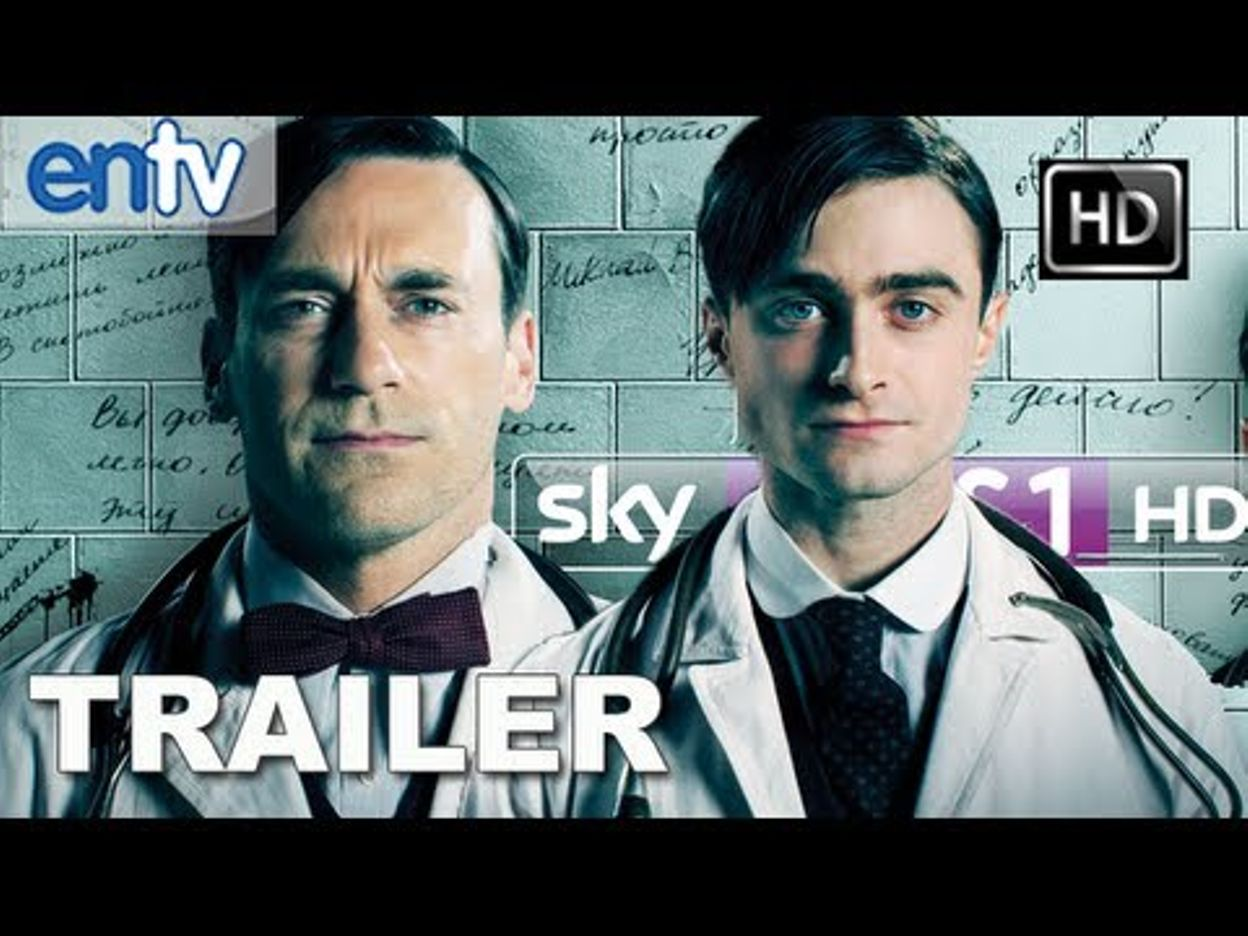 A Young Doctor S Notebook Official Trailer Hd Daniel