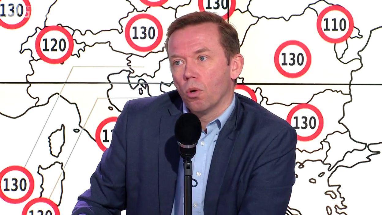 La Semaine Viva -  Benoit Godart sur la limitation de la vitesse sur les autoroutes à 100 km/h