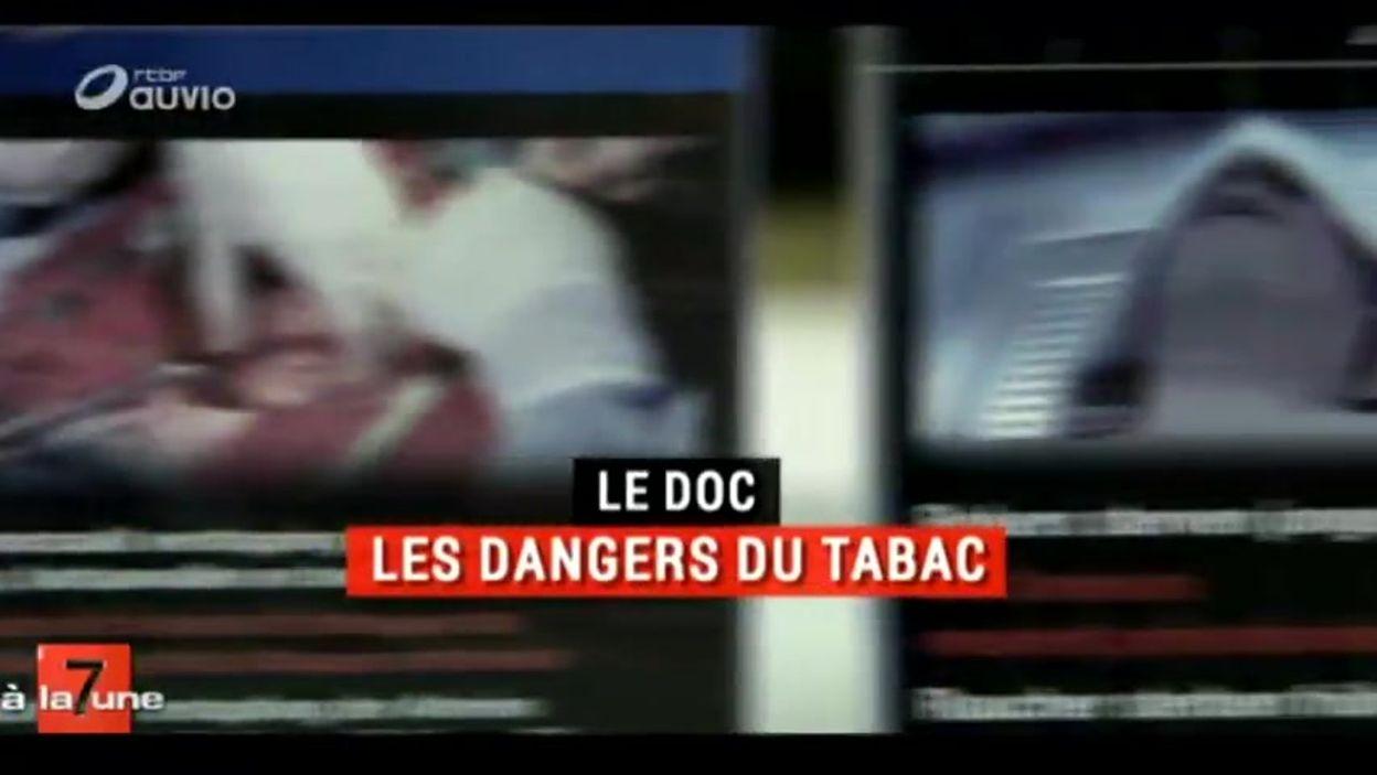 Les Dangers Du Tabac Le Doc De 7 A La Une 03 06 2017