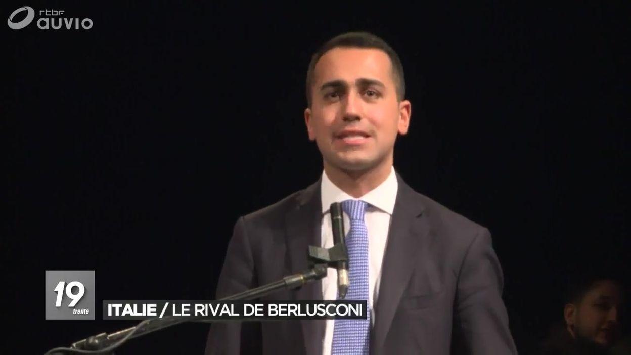 Italie : le mouvement 5 étoiles à 15 jours des élections