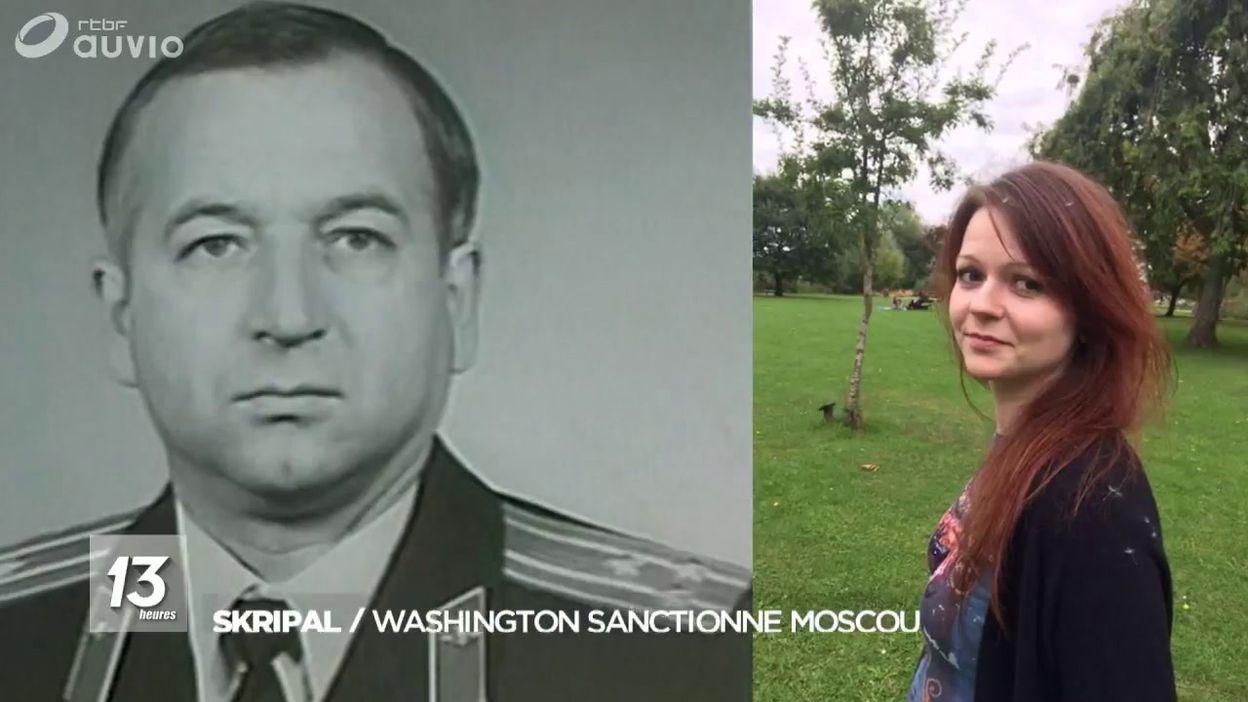 Dossier Skripal : Washington va sanctionner Moscou