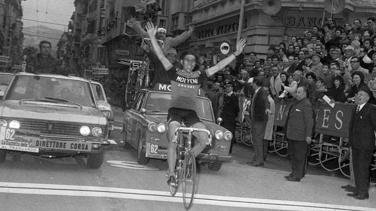 "Milan-Sanremo 71 : ""La plus belle"" Primavera de Merckx"