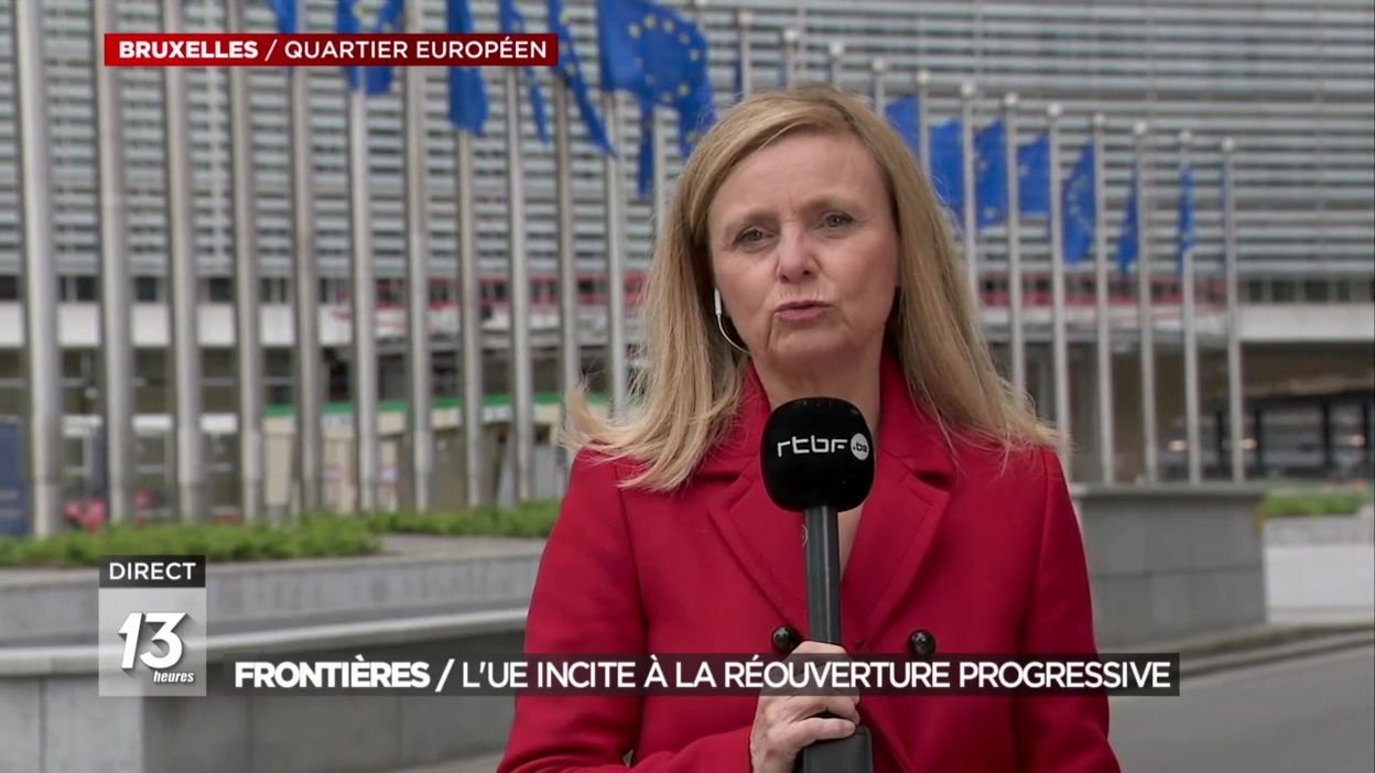 Frontières : l'Union Européenne incite à la réouverture progressive