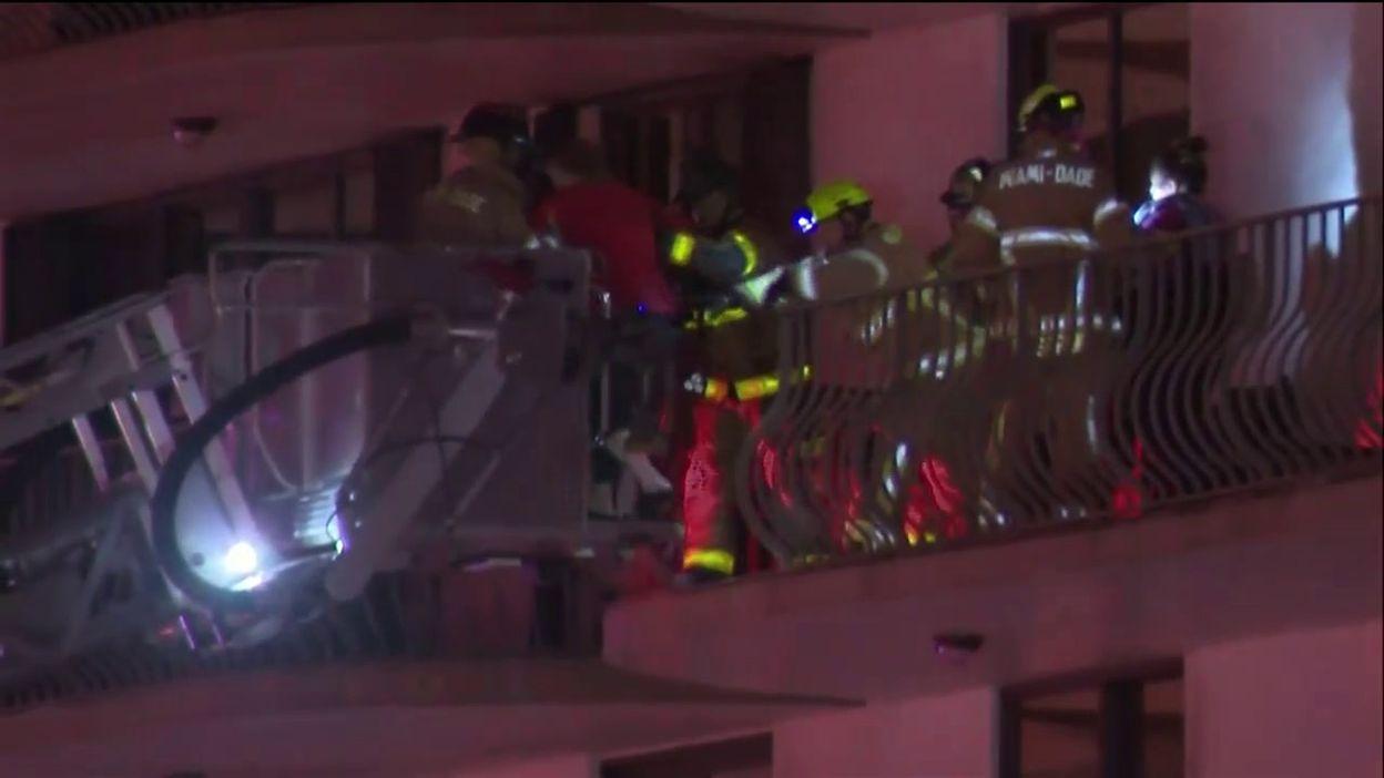 Opération de sauvetage à Miami