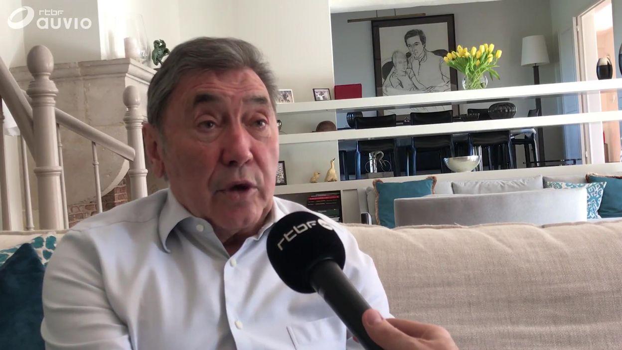 Eddy Merckx sur Paris-Nice 1969:
