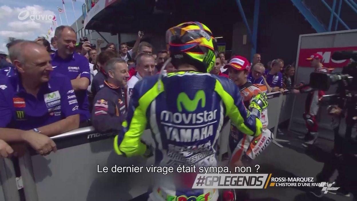 Moto GP Legends Web Assemblage