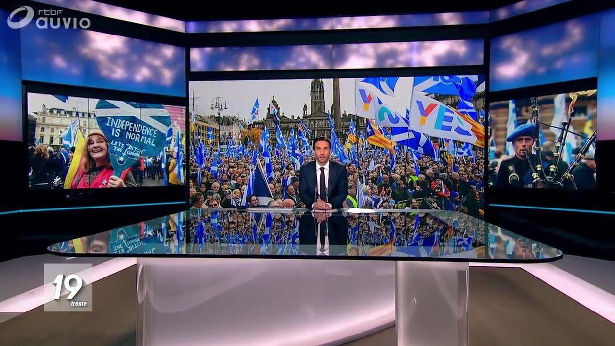 Ecosse : référendum pour l'indépendance