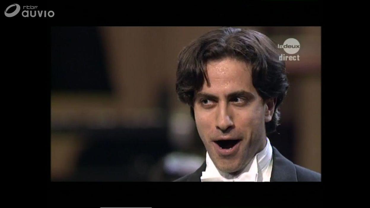 Queen Elisabeth 2004 - chant - Shadi Torbey - Finale - Voli colla su tromba  de Handel