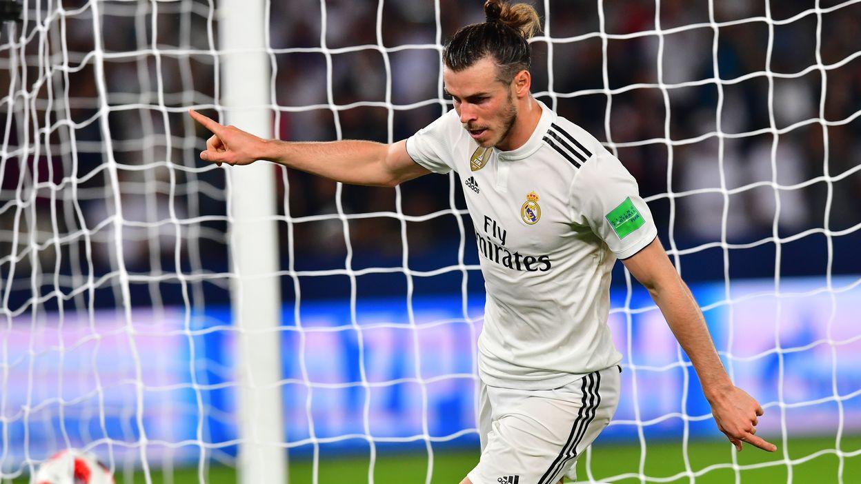 Kashima Antlers - Real Madrid : 0-1 par Bale