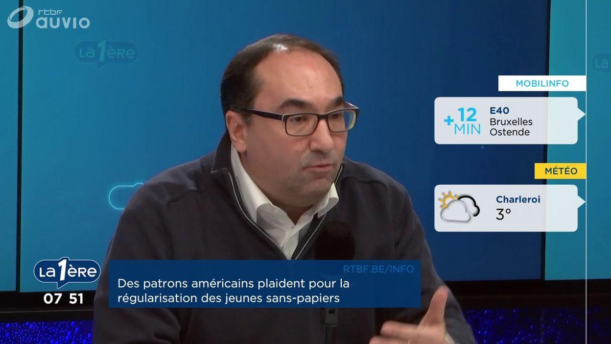 L'invité de Matin Première : Ahmed Laaouej