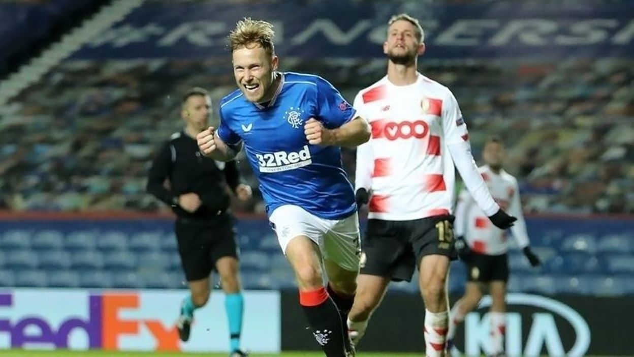 Glasgow Rangers - Standard : 3-2