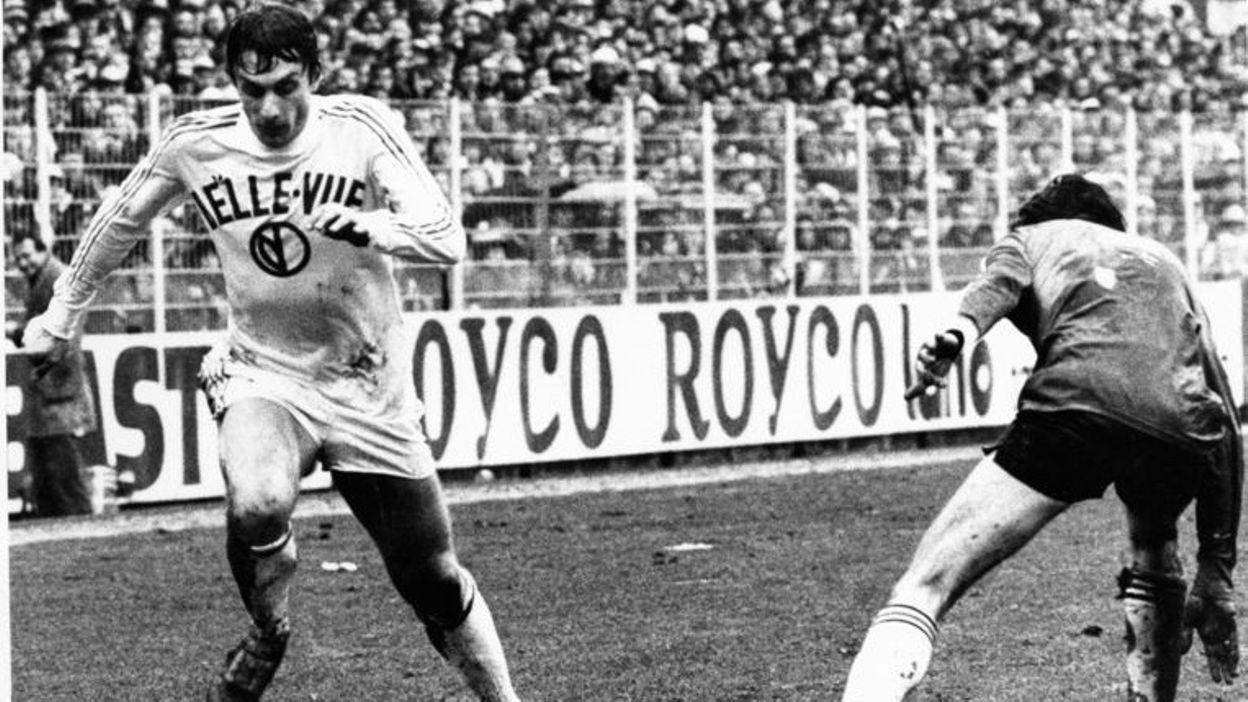 Anderlecht - Standard : 26 novembre 1972 (3-2)