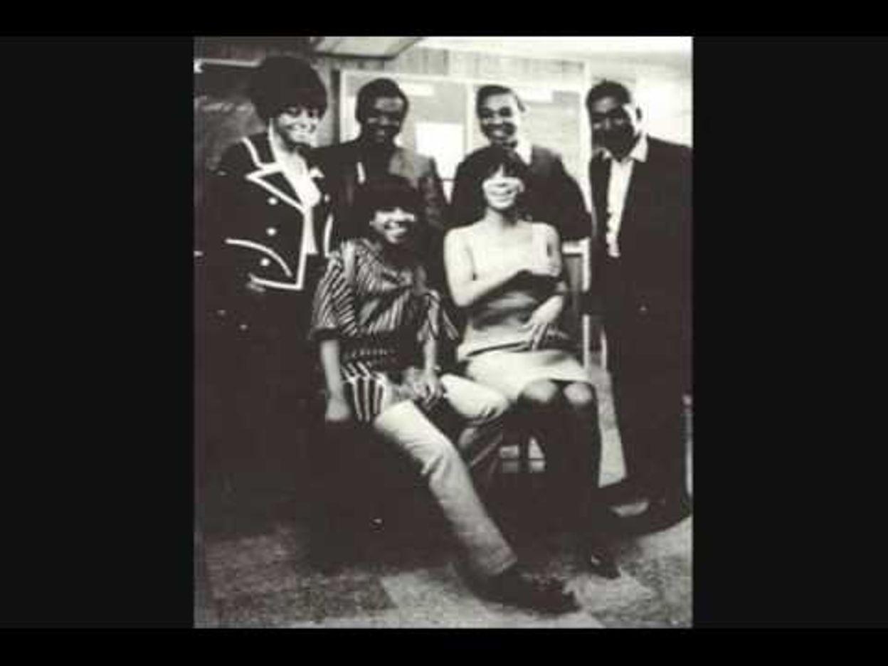 The Primettes (Supremes): Tears of Sorrow - Motown Version