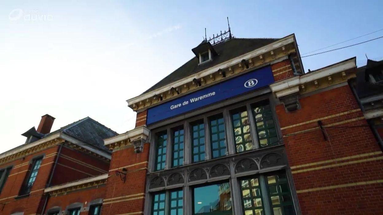 La gare de Waremme et son histoire