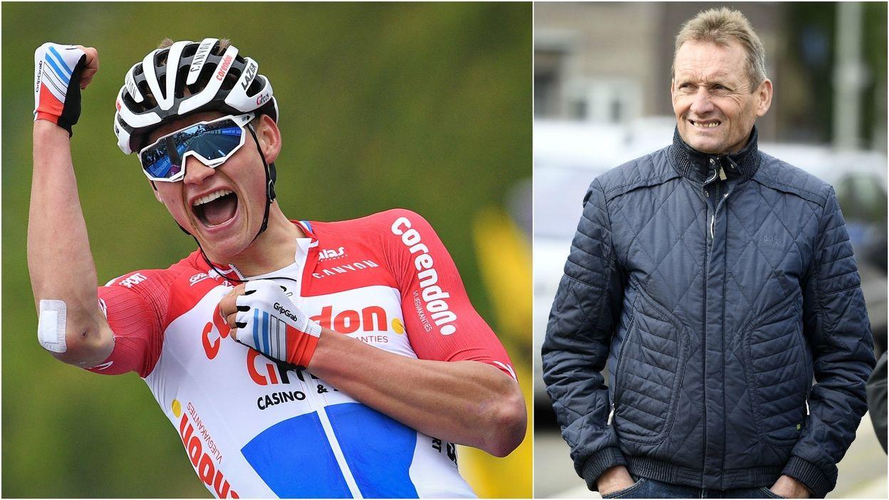 Adrie van der Poel sur son fils Mathieu: