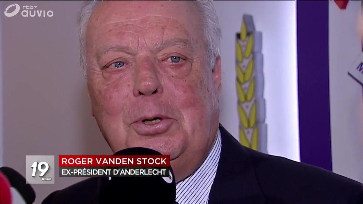 Roger Vanden Stock : une page se tourne au RSCA
