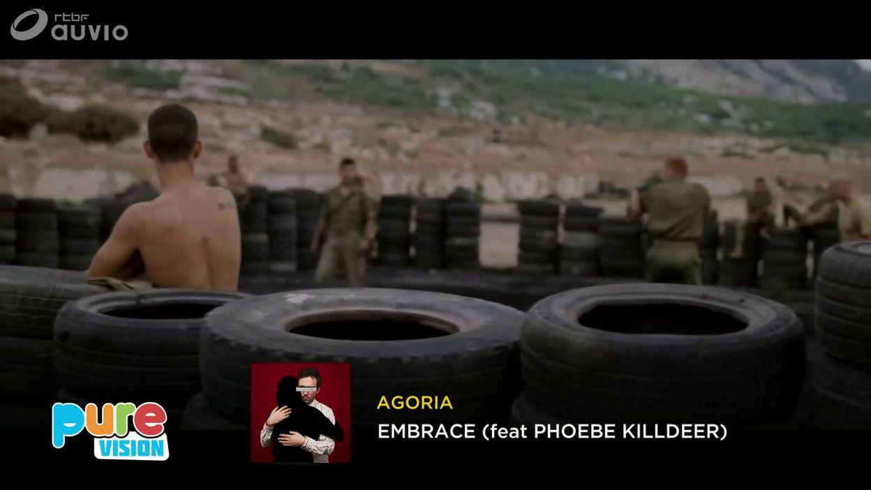 L'artiste de la semaine - Agoria