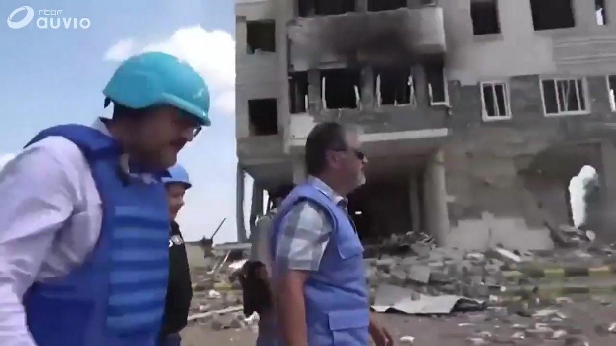 Yémen: premiers checkpoints communs entre rebelles et forces gouvernementales à Hodeida