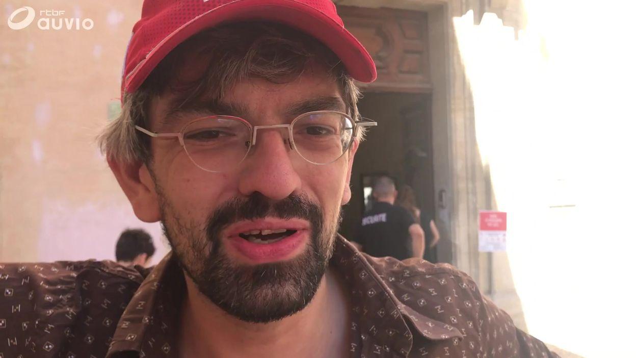 Festival d'Avignon: Fabrice Adde suivra France-Belgique avant de monter sur scène