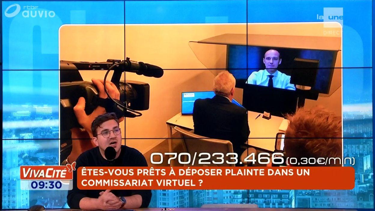Êtes-vous prêts à déposer plainte dans un commissariat virtuel ?