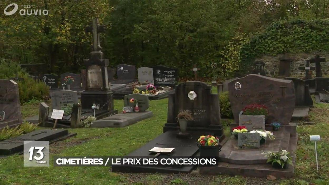 Prix des concessions funéraires : grands écarts d'une commune à l'autre