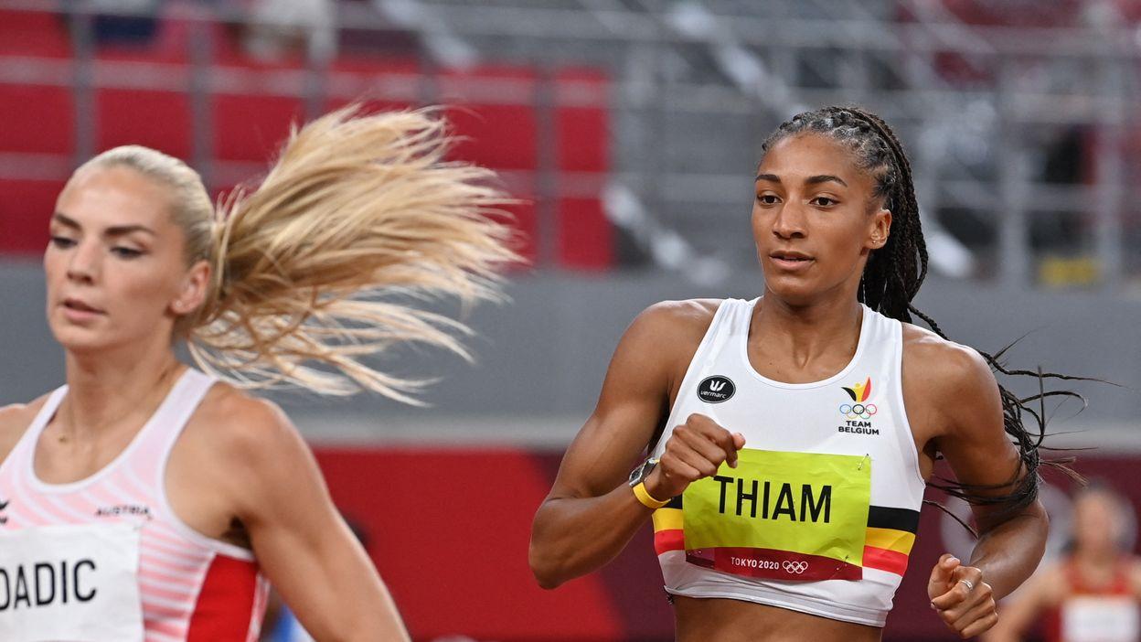 Athlétisme : Nafissatou Thiam championne olympique d'heptathlon pour la 2e fois consécutive, Vidts 4e du général !