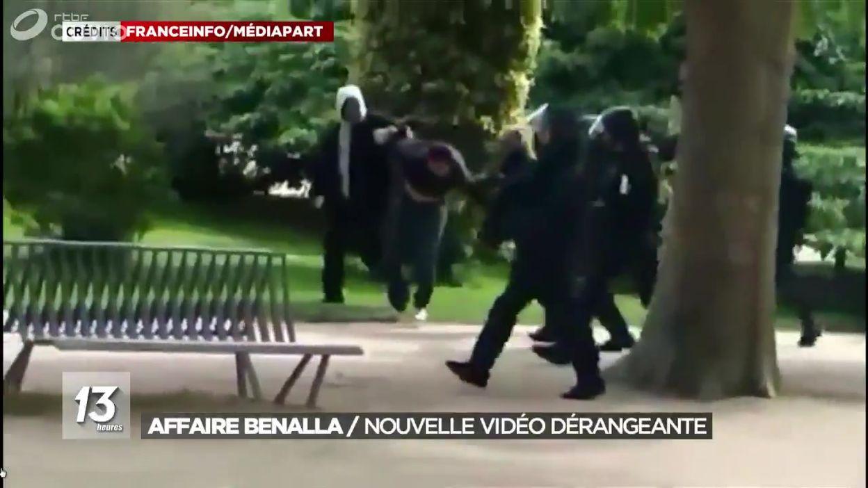 Affaire Benalla : une nouvelle vidéo dérangeante