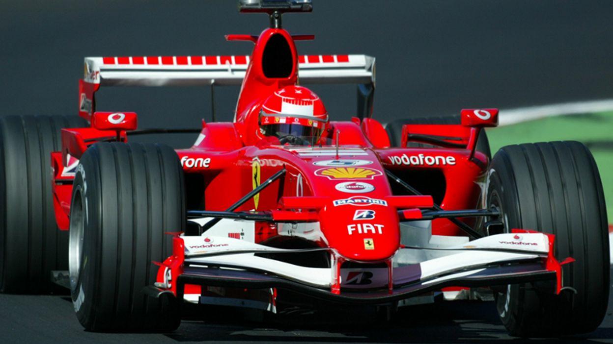 GP Italie 2006 : Après sa 90e victoire en F1, Schumacher annonce sa retraite