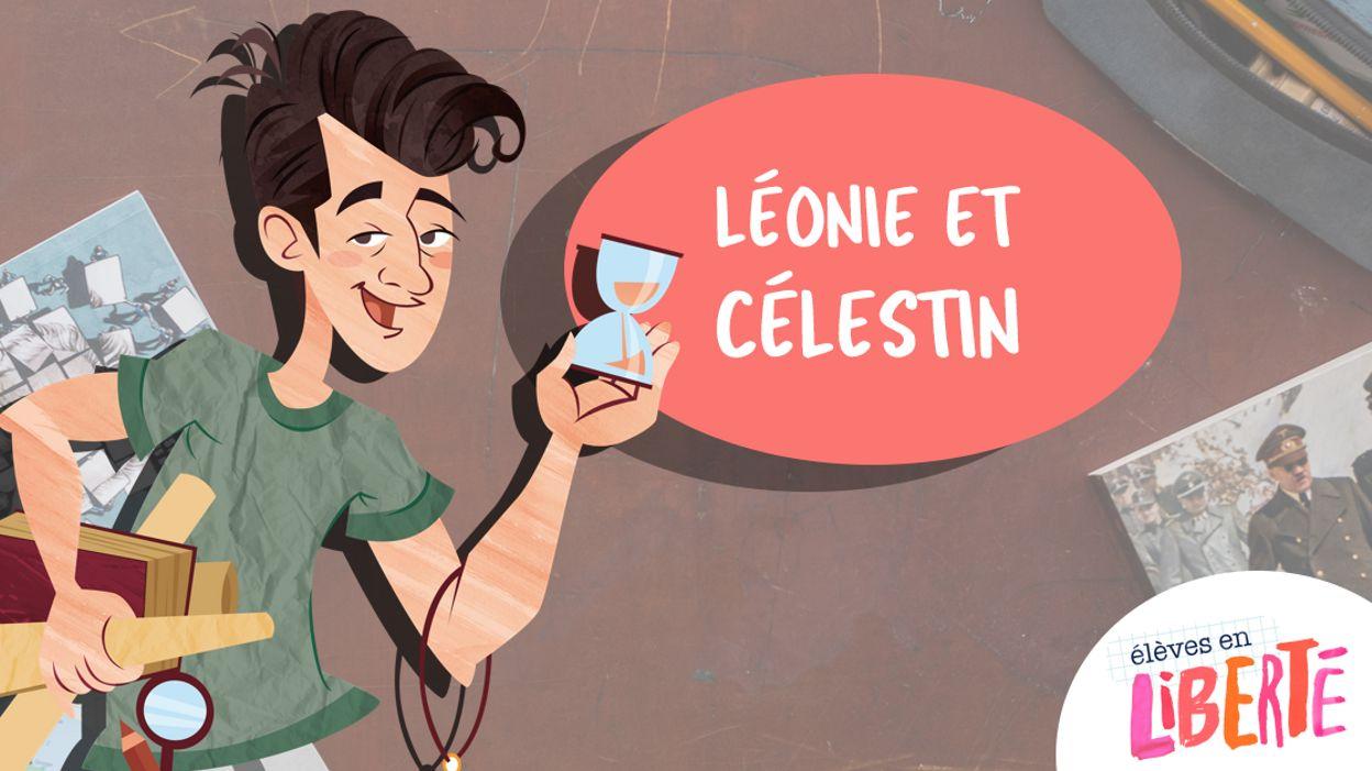 Élèves en liberté - Léonie et Célestin (6/8)