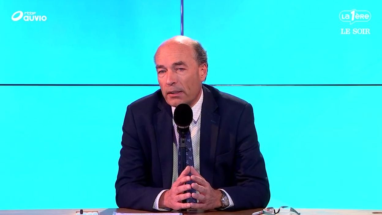 Le Grand Oral d'Olivier de Wasseige